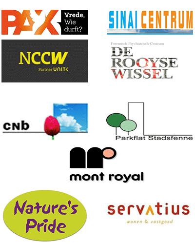 opdrachtgevers van SERVAST vastgoedconsultancy